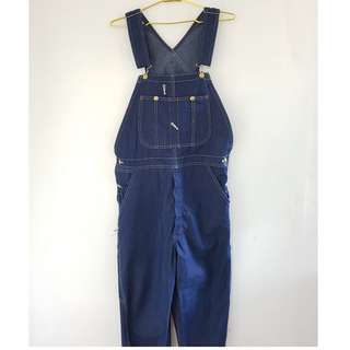Sale till June 05 only! Dickies Denim Workwear Overall
