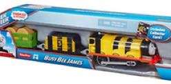 Thomas and fiends track master - Busy Bee James
