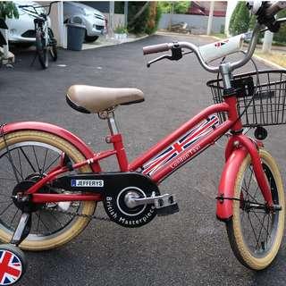 Sepeda Anak London Taxi Bike
