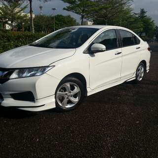 Honda city 1.5 a...full bady kit