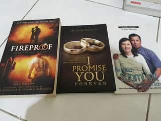 (Bundle) Christian Marriage Books / Buku Rohani Pernikahan