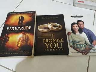 (Bundle) Christian Marriage Books / Buku Rohani Pernikahan