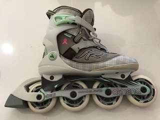 K2 Athena Roller blades