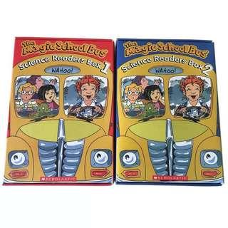 The Magic School Bus level 2 (20 books)