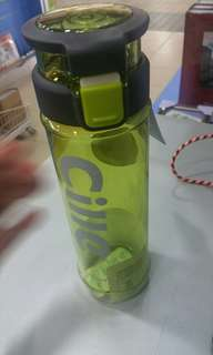 Drinking water bottle Cille  new 730ml