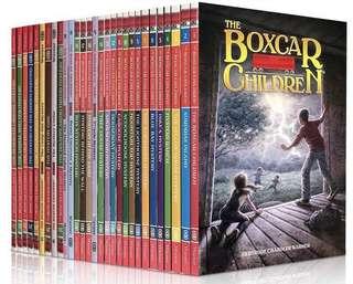 The Boxcar Children 1-30 (30 books)