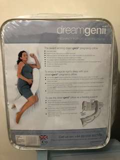 DreamGenii - Pregnancy Support and Feeding Pillow
