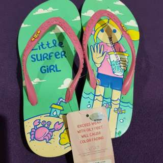 Sandal Surfer girl ori