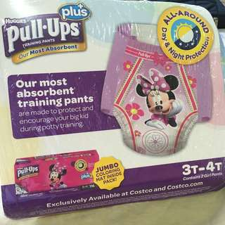 FREEBIE for 1k and up, BN huggies training pants