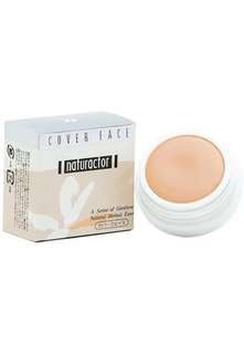 Naturactor cover face foundation