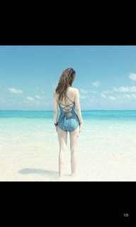 Swim wear, bikini