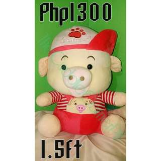 CLEARANCE SALE: PIG STUFF TOYS