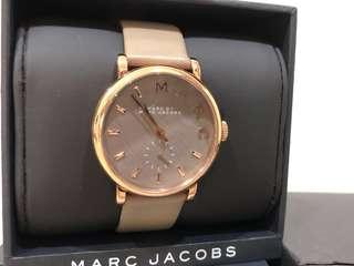 Marc Jacobs 皮革錶(MBM1266)來自星星的你,全智賢有戴哦!實品超美