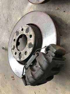 Bmw e36 M3 front brake original