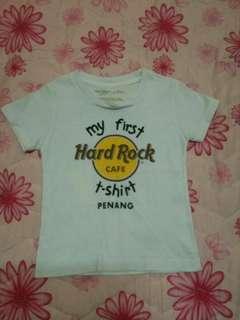 Hard Rock Cafe Baby Tshirt