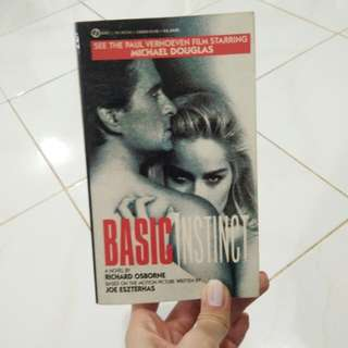 BASIC INSTINCT by Richard Osborne
