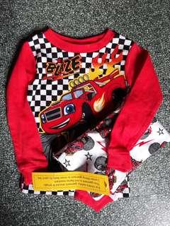 Nickelodeon pajama set
