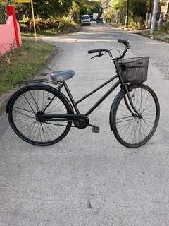 Japanese Bike Matte Black