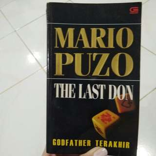 "MARIO PUZO ""THE LAST DON"""