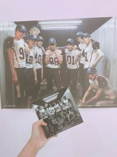 EXO- LOVE ME RIGHT ALBUM ( full set DO)