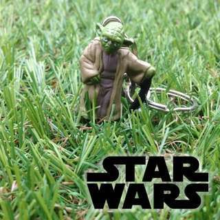 Yoda Mini Collectible Keychain