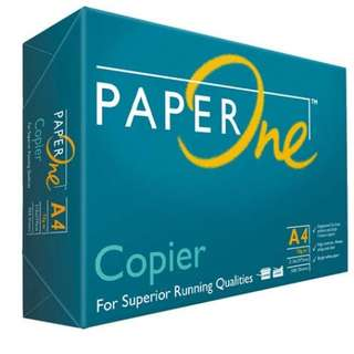 Paperone A4 Paper 70 GSM