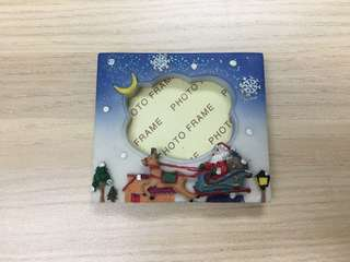 X'mas Photo frame (small)