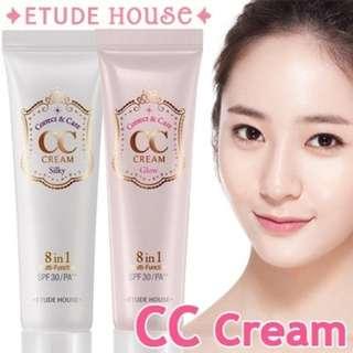 CC Cream SPF 30++