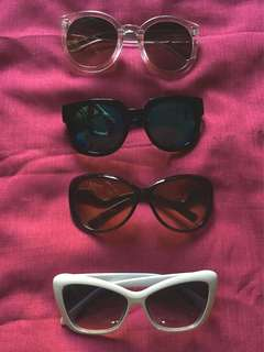 Assorted Sunnies for P50 each