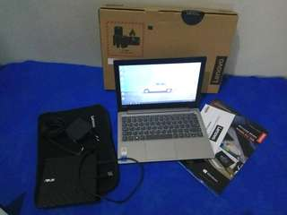 Lenovo Netbook Almost New