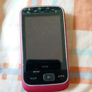 HTC 舊電話一個