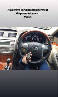 Toyota camry 2.4V automatic 2011