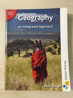 GEOGRAPHY: AN INTEGRATED APPROACH