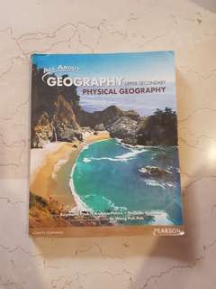 All about Geography - Physical Geography (Upper Secondary)