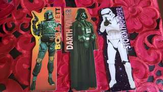 Star Wars Book Mark