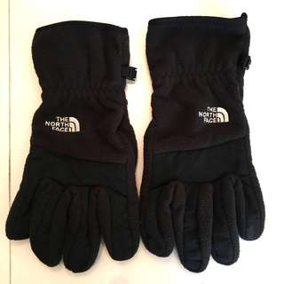 The North Face Black gloves