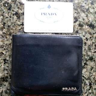 prada wallet men 男裝銀包