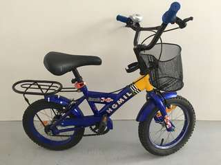 Bicycle for 4-6 years old kids