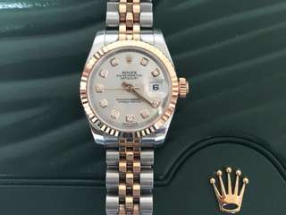 Oyster Perpetual Rolex Watch