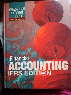ACC1002X - Financial Accounting IFRS 2nd Edition Wiley plus