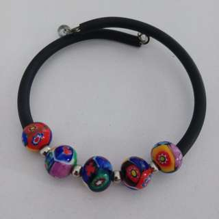 Italian Murano Beads Bracelet