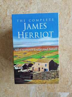 James Herriot Box Set ( Incomplete)