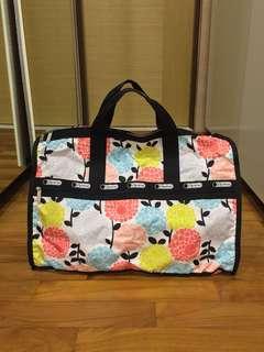 [New] Authentic LeSportsac Large Weekender Bag