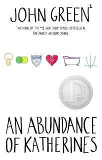 John Green- An Abundance of Katherines