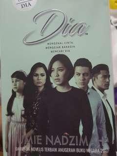 DIA - Malay Novel