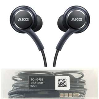 🔥Sale📲$18🎧Authentic Samsung Earphones by AKG (S8 plus, Note8 sets) EO-IG955 earpiece