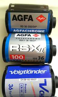 Expired 135 Film Various Brand