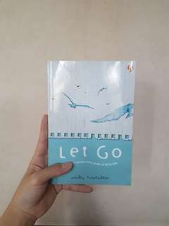 Novel: Let Go by Windhy Puspitadewi