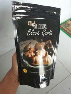 "BLACK GARLIC ""el badr"""