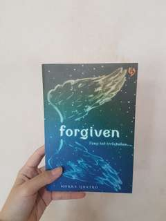 Novel: Forgiven by Morra Quatro